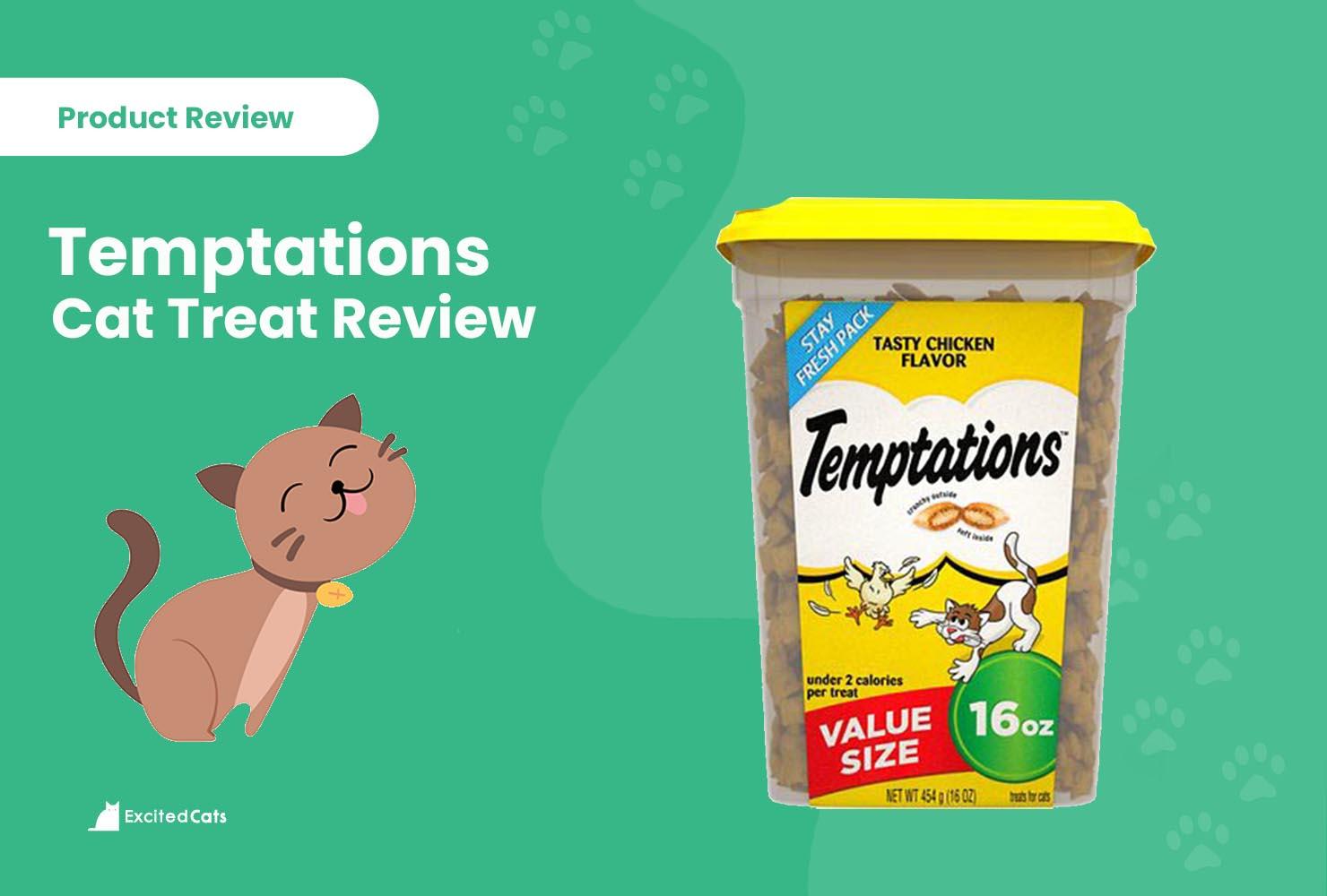 temptations treat review