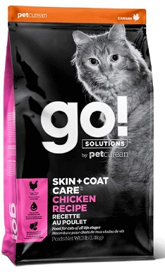 Go! Solutions Skin & Coat (Chicken and Grains)