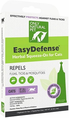 Only Natural Pet Squeeze-On Flea Treatment