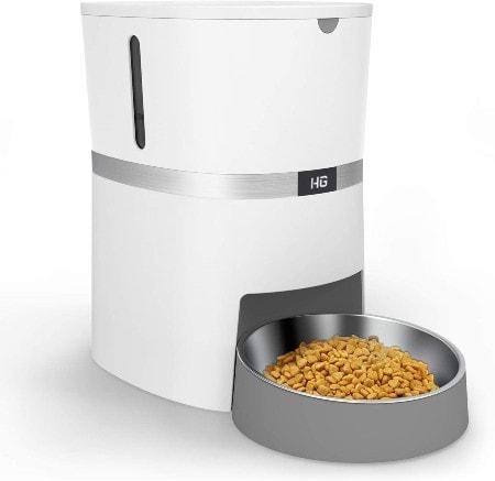 HoneyGuaridan Automatic Pet Feeder