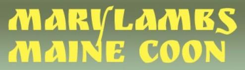Mary Lambs Maine Coon logo