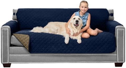 Sofa Shield Patent Pending Sofa Slipcover