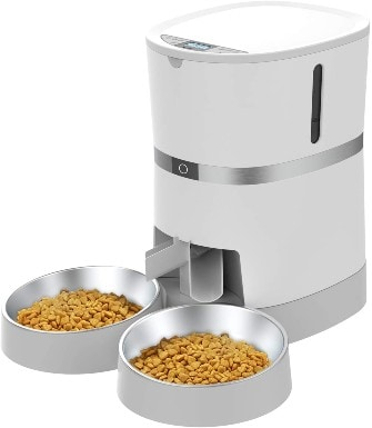 WellToBe Automatic Cat Feeder